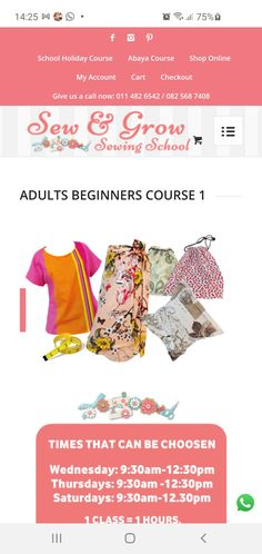 Kwik Sew Patterns, Sewing School, School Holidays, No Time For Me, Shopping