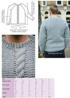 Men's Winter Sweater