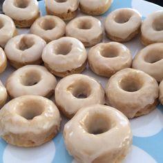 ... Mini Donuts on Pinterest | Mini donuts, Mini donut recipes and Donuts