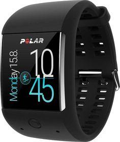 Polar M600 Black GPS urheilukello