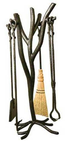 Mathews and Co. South Fork Fireplace Tool Set