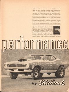 https://flic.kr/p/UeQ1sW | 1970 Edelbrock Advertisement Hot Rod Magazine May 1970 | 1970 Edelbrock Advertisement Hot Rod Magazine May 1970