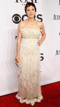 Maggie Gyllenhaal in Dolce & Gabbana