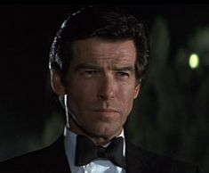 Pierce Brosnan as James Bond in Goldeneye (1995)