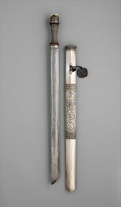 Sword (ca. 18th–19th Century CE Bhutanese Weapon) (The Metropolitan Museum of Art, New York, USA)