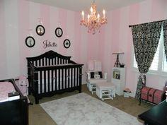 Juliette Isabella <3  perfect paris nursery