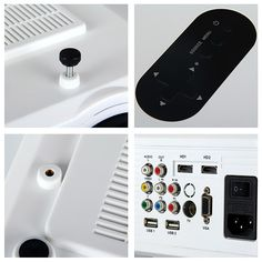Main Features:With analog TV interface lumen with contrast ratio for clear ,sharp x HDMI input ports and 2 x USB ports: Presentatio Lcd Projector, Digital Tv, Home Entertainment, Usb, Entertaining, The Originals, Cinema, Movies, Funny