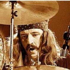 """John Bonham """"Bonzo"""" -- Led Zeppelin"""