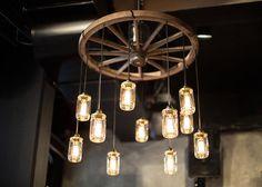 Bildergebnis Für Lampen Aus Wagenrädern