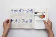 Story of Herman Miller on Behance