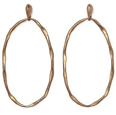 Ryman Hoop Earrings