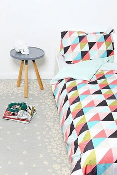 Essenza Mare Single Duvet Set - Urban Outfitters