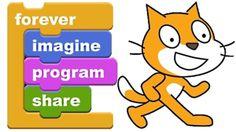 Programmeren met Scratch bij Alphenpoort. Bouw je eigen gemaakte leuke programma's en deel ze. Cursus Scratch is voor 10-17 jarigen onder begeleiding van Oscar (programmeur) en Carla Klein Heerenbrink.
