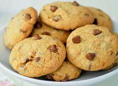 Ζαχαροπλαστική. Γλυκές... απολαύσεις διαφόρων Chef απ'όλο τον κόσμο: Cookies πορτοκαλιού με σταγόνες σοκολάτας Sweet Recipes, Biscuits, Cookies, Food And Drink, Sweets, Chocolate, Baking, Desserts, Filet Crochet