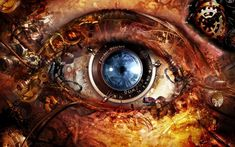 This HD wallpaper is about blue and black eye ball illustration, steampunk, artwork, Original wallpaper dimensions is file size is 3d Wallpaper Shiva, Uhd Wallpaper, Eyes Wallpaper, Wallpaper Downloads, Desktop Wallpapers, Amazing Wallpaper, Cyberpunk, Steampunk Wallpaper, Eye Illustration