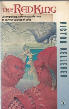 The Red King by Victor Kelleher - Paperback - S/Hand