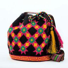 Hermosa Wayuu Bag – WAYUU TRIBE STORE