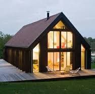 Znalezione obrazy dla zapytania modern scandinavian architecture homes