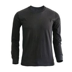BCPOLO Round neckstyle Cotton long sleeve daily fashion t-shirt / Black XS BCPOLO http://www.amazon.com/dp/B00JA5U9SO/ref=cm_sw_r_pi_dp_3ls7ub0WD0NDH