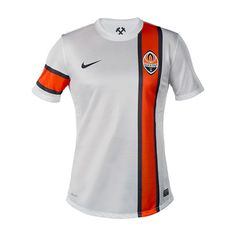 Camisetas para todos: Shakhtar Donetsk 2012