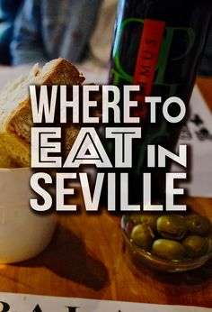 Come for the history, stay for the food in Seville's Macarena Neighborhood.