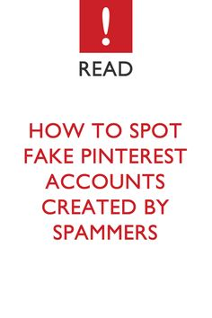 """Revealed: Pinterest Spammer Using Hundreds of Fake Accounts"" by Total Pinterest"