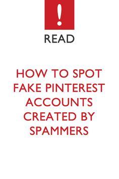 """Revealed: Pinterest Spammer Using Hundreds of Fake Accounts"" by Total Pinterest  Technique Junkie"