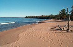 Ten spectacular Wisconsin beaches:  3. Julian Bay Beach (Stockton Island)