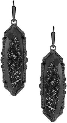 Kendra Scott Fran Druzy Drop Earrings