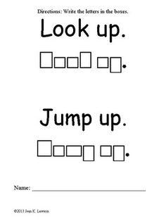 Correspondance de l'alphabet en script et en capitale