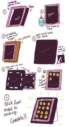 I have been asked several times how my new button display was made. So, I drew up a quick little tutorial for you guys! Items Needed: Old Ca...