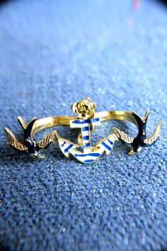 $5.99 - Anchors Away Double Ring