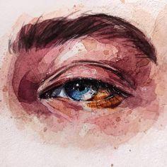 👉 WANT A SHOUTOUT ? ┏━━━━━━━━━━━━━━┓ 🔺 CLICK LINK IN MY PROFILE !!! 🔺 ┗━━━━━━━━━━━━━━┛ •••••••••••••••••••••••••••• Tag → #DRKYSELA… Art Inspo, Inspiration Art, Pencil Art Drawings, Art Drawings Sketches, Watercolor Portraits, Watercolor Art, Arte Indie, Art Du Croquis, L'art Du Portrait