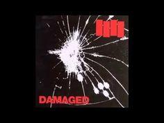"""Black Flag """"Damaged"""" - FULL ALBUM"""