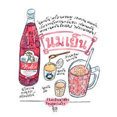 Thaiffod and word food