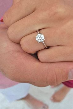 rose gold engagement ring ideas 2