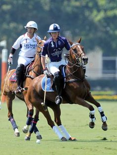 Love polo......AND Polo players :)