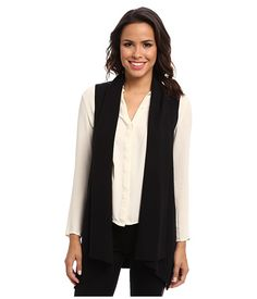 Calvin Klein Calvin Klein  Flyaway Sweater Vest Womens Vest for 54.99 at Im in! #sale #fashion #I'mIn