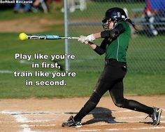 Fastpitch Softball Success Tip: How to play and train