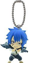 "Bandai Fairy Tail Swing Keychain Key chain Vol 2 mini Figure 2""-Jellal Fernandes"
