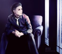 What are you thinking about, Rott? by Kyoux.deviantart.com on @deviantART