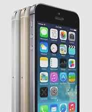 Apple iPhone 5S 16GB Factory Unlocked GSM Cell Phone - Silver/White ,New
