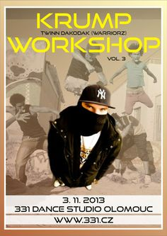 Krump Workshop vol.