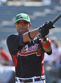 Martin Prado- Atlanta Braves  I miss seeing Martin in a Braves uniform.  He is a class act.