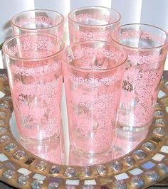 Pretty glasses - I love the pink