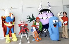 Cheese Foster's Home For Imaginary Friends cosplay | Foster's Home for Imaginary Friends (not going to list all the ...