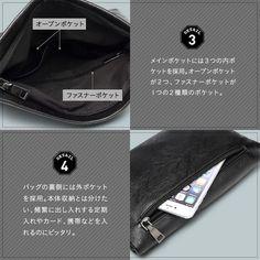 d4a1a3835c3d5  楽天市場 クラッチバッグ メンズ 小さめ PUレザー 送料無料 コンパクト クラッチバッグ クラッチ