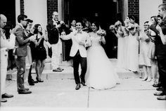 Enchanted Celebrations yes!!! love this vintage look. love the b&w, the graininess, everything.