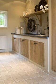 √ Scandinavian Kitchen Design For Your Lovely Home - Boxer JAM Rustic Kitchen, Country Kitchen, Kitchen Decor, Kitchen Walls, Decorating Kitchen, Kitchen Ideas, Concrete Kitchen, Scandinavian Kitchen, Interior Design Kitchen