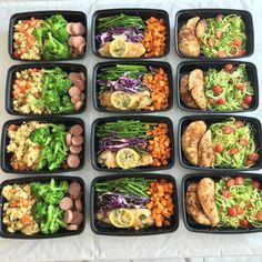 healthy dinner recipes under 500 calories per mile 2 mile Lunch Recipes, Healthy Dinner Recipes, Paleo Recipes, Easy Recipes, Healthy Foods To Eat, Healthy Snacks, Healthy Eating, Paleo Meal Prep, Paleo Diet